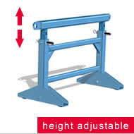 support trestle TRB HV height adjustable