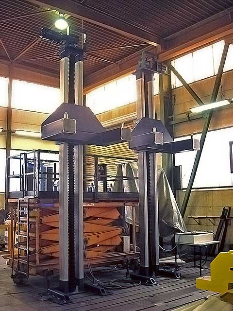 HYWEMA® Column lifting device
