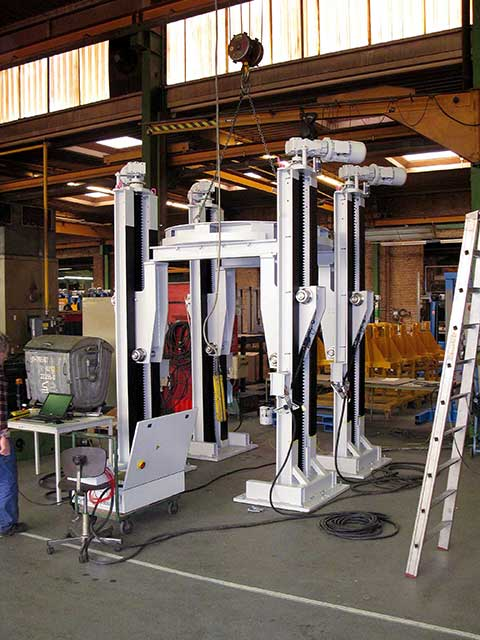 HYWEMA® Industrial lifting device